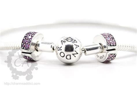 Moments Smooth Silver Clasp Bracelet P 68 pandora smooth bracelet and silicone review charms addict