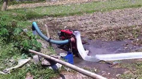 T Kombinasi Pompa Air diesel pompa air untuk pengairan sawah