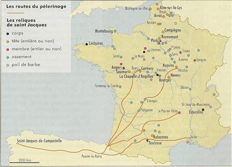 Chemin De St Jacques De Compostelle ã Vã Le P 232 Lerinage De Compostelle A T Il Exist 233