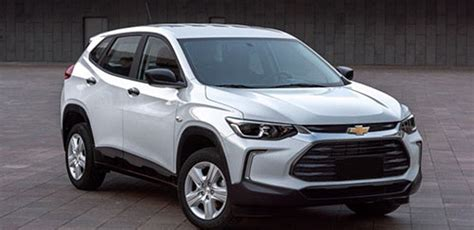 Chevrolet New 2020 by All New 2020 Chevrolet Tracker Leaks In China Gm Authority