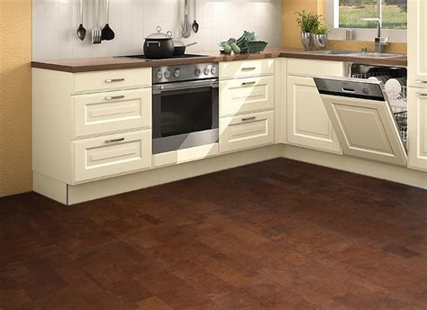 cork floor kitchen cork flooring home design and decor reviews