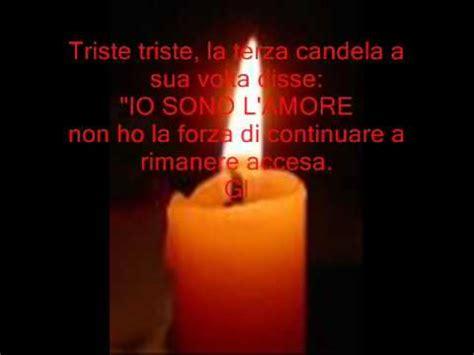 le 4 candele le quattro candele il lago dei cigni