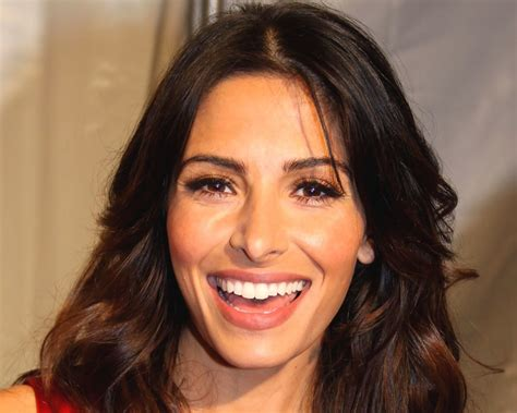 pictures of carmens hairstyle on the l word sarah shahi interview carmen from the l word