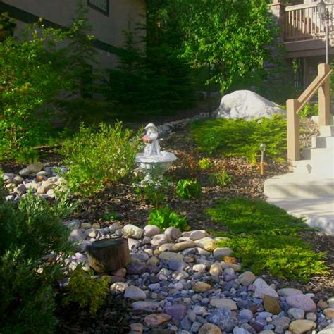 backyard hillside landscaping hillside landscaping