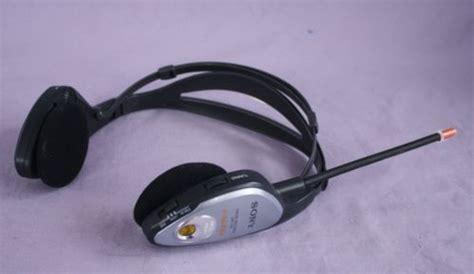 Headset Sony Mega Bass Sony Srf H4 Fm Am Walkman Headphones Mega Bass Portable