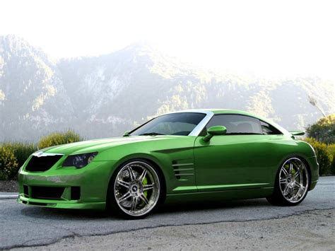 Chrysler Crossfire Images by Chrysler Crossfire Srt 6 Convertible Image 186