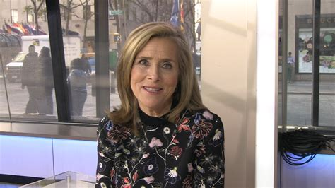 hair color techniques used on merideth vieira s hair it just smells delicious meredith vieira dishes on