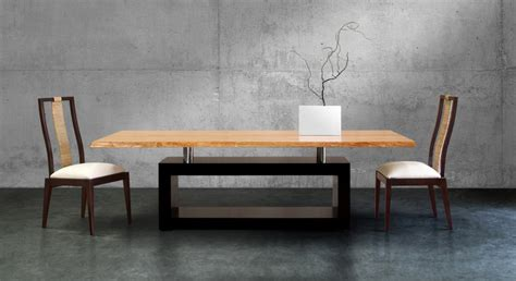 modern furniture dining modern dining room tables 13 cool ideas and photos