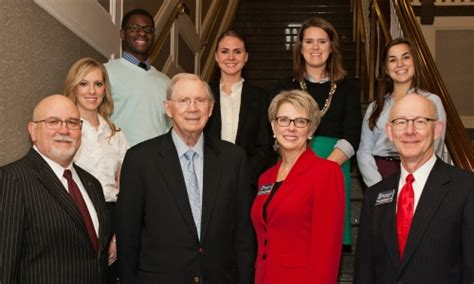 Dean Mba Belmont by Mcwhorter Society Scholars Announced Health Sciences At