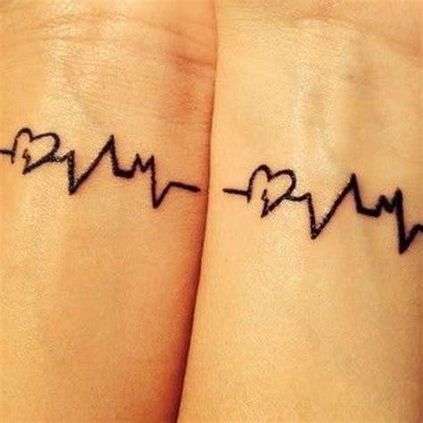 25 dise 241 os de tatuajes peque 241 os para mejores amigas
