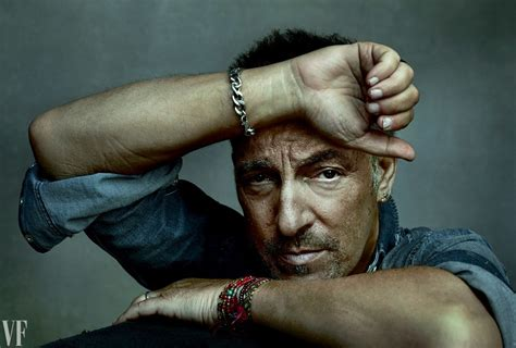 cover story the book of bruce springsteen vanity fair