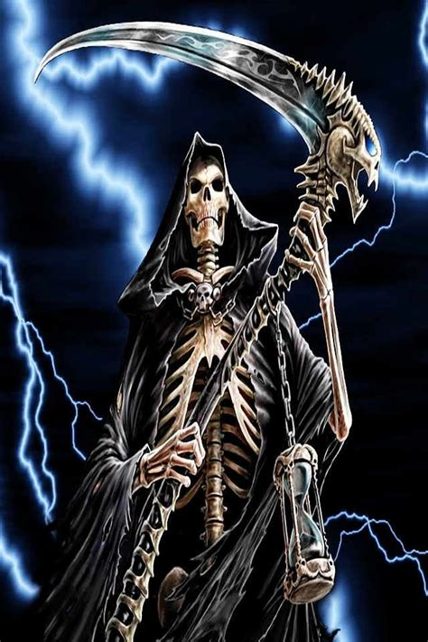 Imagenes De Halloween De La Muerte | 22 best ideas about reaper i salute you on pinterest