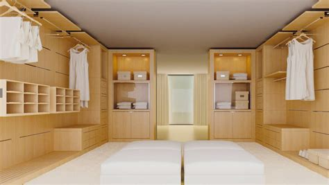 Bedroom Closets Design by Awesome Walk In Closet Design Ideas With Honey Wood Closet