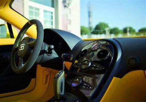 bugatti veyron interni foto bugatti veyron grand sport interni