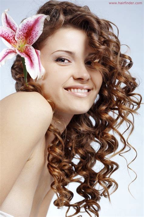 pictures of a spiral hair style 25 best ideas about tight spiral curls on pinterest