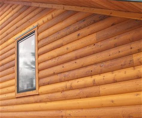 Vinyl Log Cabin Siding Lowes by The World S Catalog Of Ideas