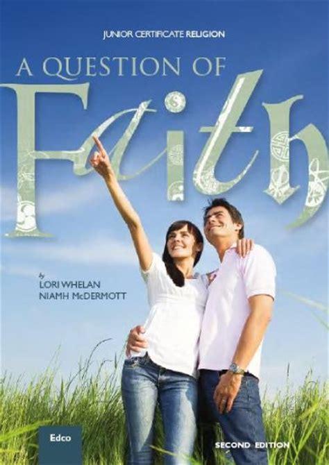 a question of faith a question of faith 2nd edition