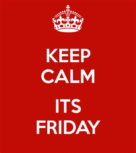ohhh poxinhas in the s land keep calm it s friday