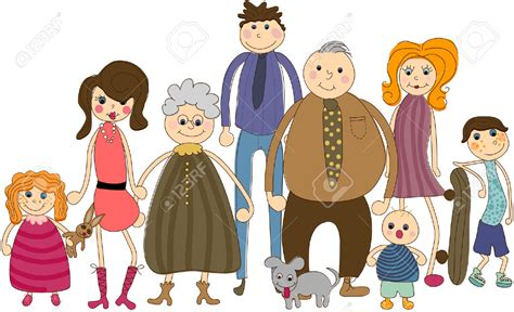 immagini clipart extended family clipart 101 clip