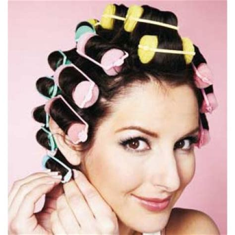 Hair Curlers For Hair You Can Sleep In by как правильно крутить бигуди
