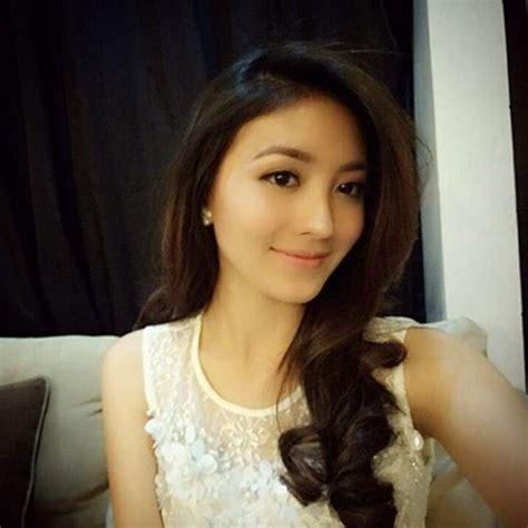 Model Rambut Franda by Wilona Bantah Honor Lebih Kecil Dari Cut Meyriska