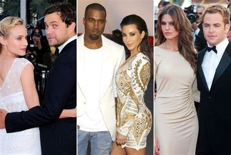 celebrity couples married long time the hottest celebrity couples at cannes zimbio