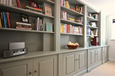 Home Office Library Furniture Home Study Furniture Traditional Home Office Library By Thebookcaseco Bespoke