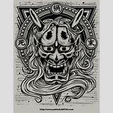 Japanese Demons | 564 x 744 jpeg 124kB