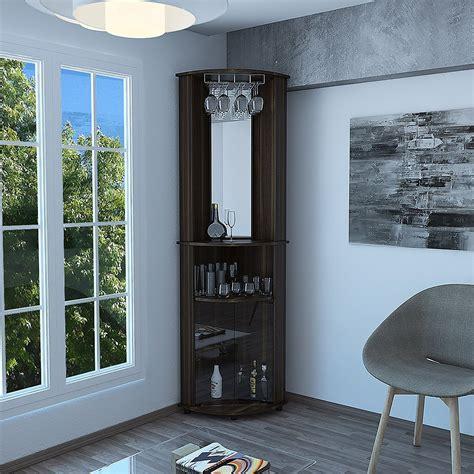 furniture perfect style  corner bar cabinet   home sendiksonoaklandcom