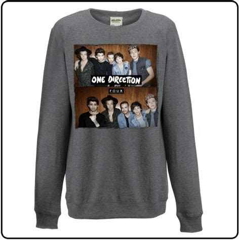 Hoodie One Derection 4 backstreetmerch one direction categories