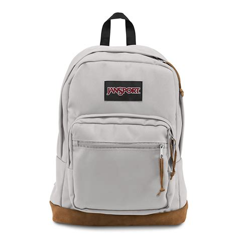 Book Bags by Jansport Quot Right Pack Quot Backpack Suede School Book Bag