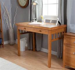 Small Desks For Home Small Maple Desk Office Furniture