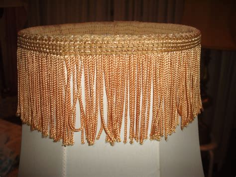 beaded fringe trim l shade victorian l shade eclectic lshade with beaded fringe