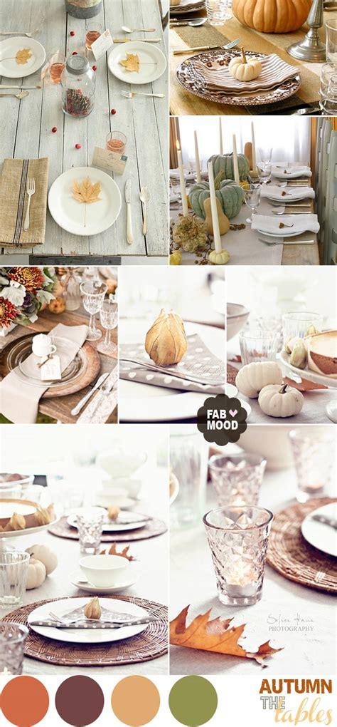 fall wedding table settings autumn wedding table setting ideas fall wedding