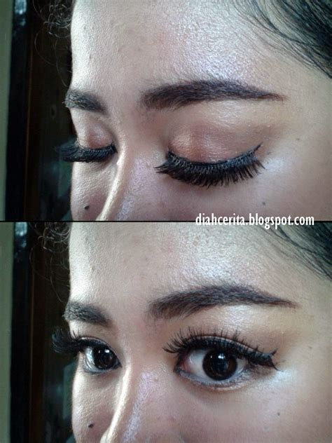 Si Wajah Misterius 1 2 End simple make up for end of the year