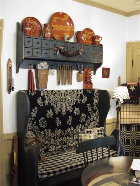Navy Blue Primitive Decor 17 best images about primitive americana living room