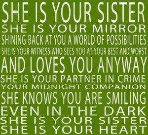 big sister quotes inspirational quotesgram