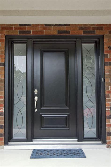 front doors  sidelights images  pinterest