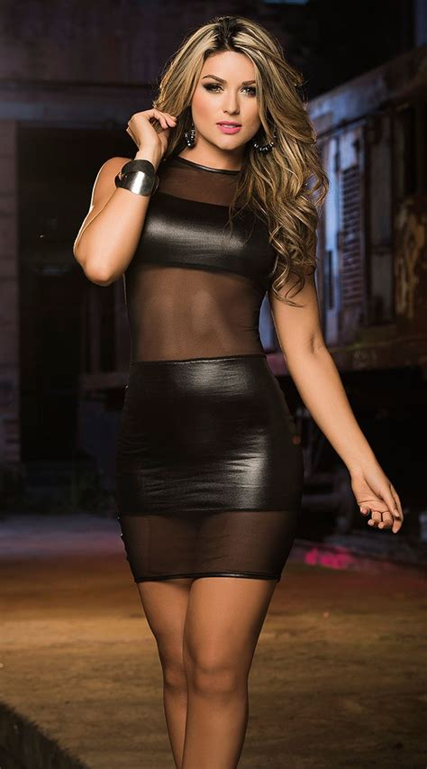 tight dress models ana maria cordoba top model from colombia cordoba latex