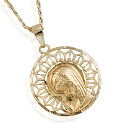 cadenas en english medalla de virgen ni 241 a y cadena de oro