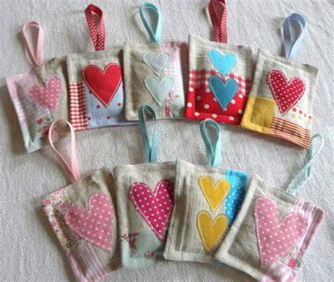 Handmade Lavender Bags - lavander sachets krakracraft flickr
