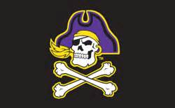 hoist the colors ecu on a lighter note pirate nation