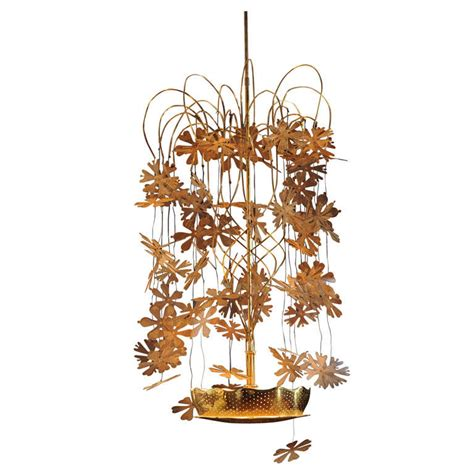 Paavo Tynell Quot Snowflake Quot Chandelier Snowflake Chandelier