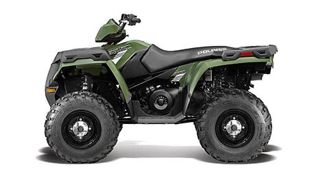Suzuki Eiger Change Polaris Sportsman 400 H O Atv Ace Atv