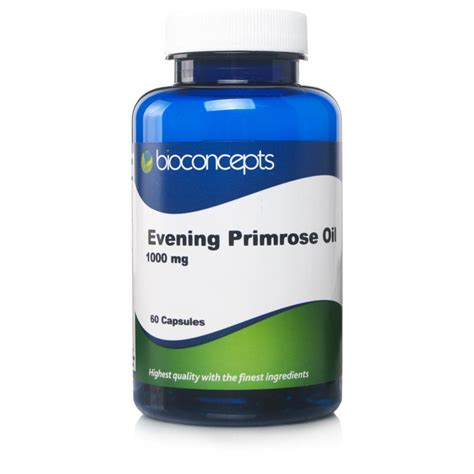 Evening Primrose Bio bioconcepts evening primrose 1000mg supplement