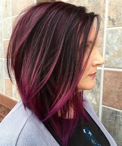 angled lob haircut 70 best a line bob hairstyles screaming with class and