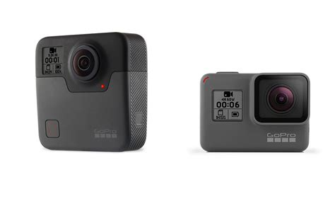Gopro Lowyat gopro hero6 black and gopro fusion debuts with 4k and 5