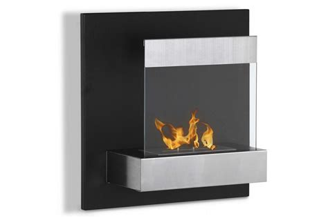 23 75 quot ignis melina wall mounted ventless ethanol fireplace