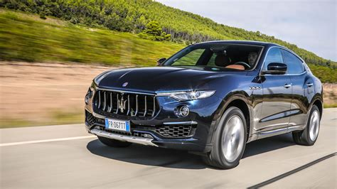 2019 Maserati Cost by 2019 Maserati Levante Pricing And Specs Caradvice