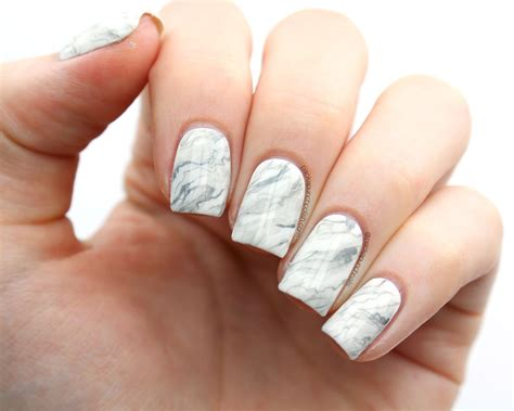 nail by marble nail on nails nail ideas